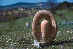 O.T.-Travertino-noce-h-64x59x23-cm-2007